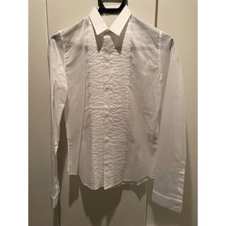DIOR HOMME - Dior homme ディオールオム エディスリマン期 ベック ピンタックシャツ