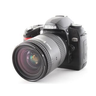 Nikon - #3116美品♪☆シンプルで使いやすい一眼レフカメラ!!☆ ️Nikon D70