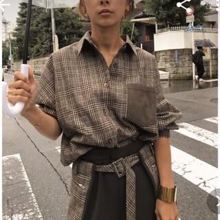 Ameri VINTAGE - アメリヴィンテージ チェックシャツジャケット