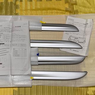 スズキ(スズキ)のスペーシア サイドドアガーニッシュ  スズキ純正部品 MK53S(車外アクセサリ)