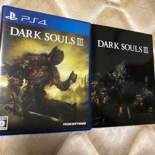 PlayStation4 - DARK SOULS III(ダークソウルIII) PS4 初回特典付き