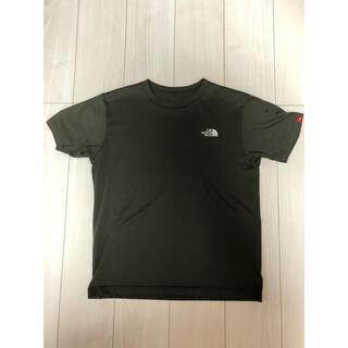 THE NORTH FACE - ノースフェイス Tシャツ カーキ