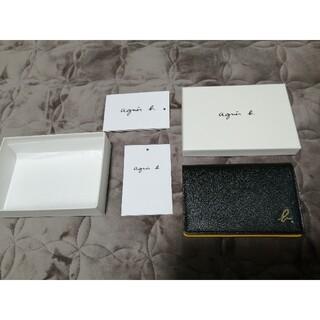 agnes b. - アニエスベー agnes b カードケース 名刺入れ 新品未使用