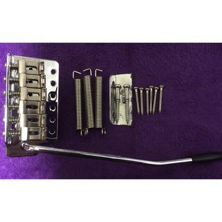フェンダー(Fender)のBacchus バッカス fenderタイプ シンクロナイズドトレモロ(パーツ)