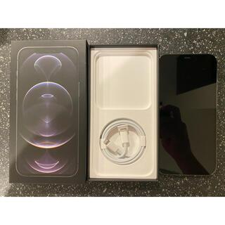 Apple - iPhone 12ProMax 128 GB SIMフリー