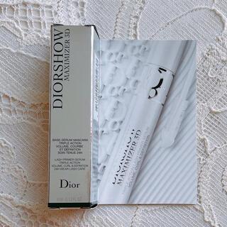 ディオール(Dior)のディオーショウ マスカラ下地 ♡ 人気コスメ ミニサイズ 非売品 送料込み(マスカラ下地/トップコート)