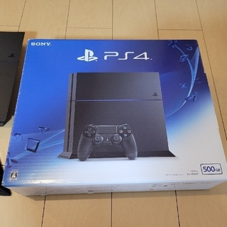 SONY PlayStation4 本体 CUH-1200AB01