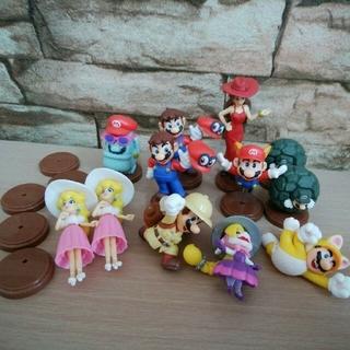 ニンテンドウ(任天堂)のチョコエッグ マリオ(ゲームキャラクター)