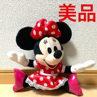ミニーマウス(ミニーマウス)の【即購入可】ミニーマウス ぬいぐるみ ディズニー キャラクターグッズ NTT(キャラクターグッズ)