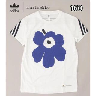 marimekko - 新品 adidas マリメッコ 160 半袖 Tシャツ