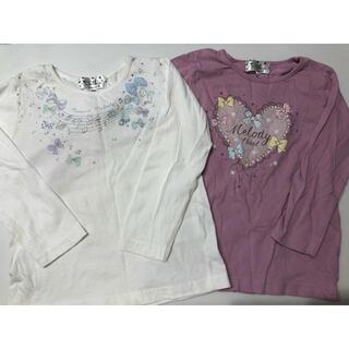 マザウェイズ(motherways)のマザウェイズ  カットソー 104(Tシャツ/カットソー)