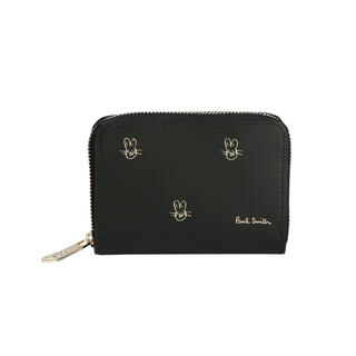 ポールスミス(Paul Smith)の新品未使用 ポールスミス SMITHY DOODLE RABBIT PASS(折り財布)