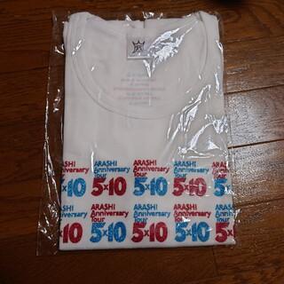 嵐 - 嵐 5×10 Tシャツ