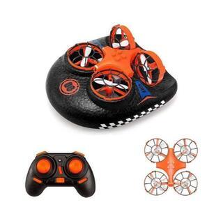 ドローン おもちゃ ラジコンカー ラジコンボート 水陸空3in1 子供用(ホビーラジコン)