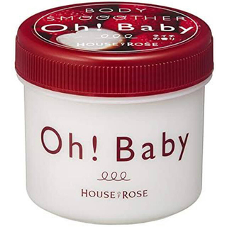 HOUSE OF ROSE - ボディスムーザー LC (ライチの香り) 200g