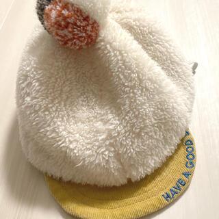 ブリーズ(BREEZE)の赤ちゃん ベビー 帽子 46cm (帽子)
