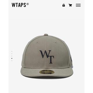 W)taps - WTAPS NEWERA 59FIFTY LOWPROFILE BEIGE XL