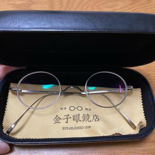 金子眼鏡 KV-49  美品