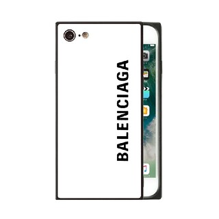バレンシアガ(Balenciaga)のガラスケース iphoneケース バレンシアガ (iPhoneケース)