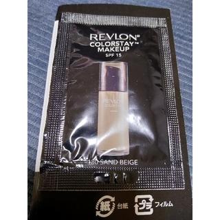 レブロン(REVLON)のREVLON 試供品(ファンデーション)