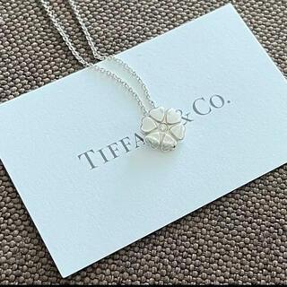 Tiffany & Co. - ティファニー パロマピカソ ダイヤモンド クラウンオブハート ネックレス