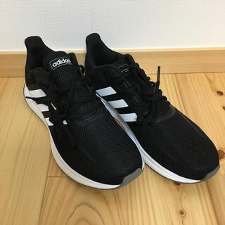 adidas - adidas ファルコンラン コアブラック DBG98 F36218 24.5…