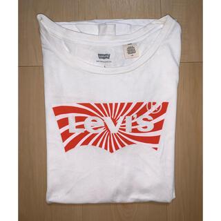 リーバイス(Levi's)のLEVI'S リーバイス Tシャツ 半袖 ホワイト(Tシャツ(半袖/袖なし))