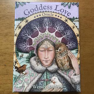 Goddess Love オラクルカード