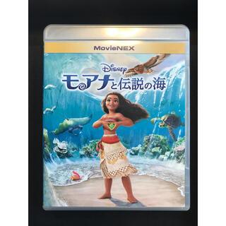 Disney - モアナと伝説の海 MovieNEX('16米)〈2枚組〉