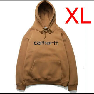 carhartt - 【新品】Carhartt カーハート パーカー ブラウン サイズXL