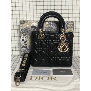 Christian Dior - Dior レディディオールハンドバッグ  ショルダーバック