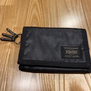 ポーター(PORTER)のポーター カプセル 三つ折り財布(折り財布)