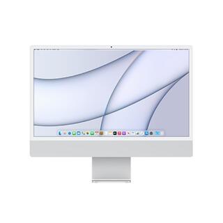 Mac (Apple) - iMac 24インチ4.5KRetina8コア256GB MGPC3JAシルバー