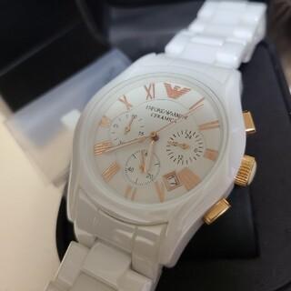 エンポリオアルマーニ(Emporio Armani)のアルマーニ-セラミカ(腕時計(アナログ))
