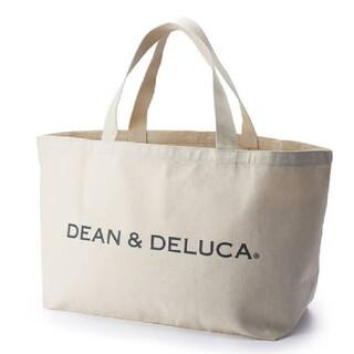DEAN & DELUCA - DEAN & DELUCA ビッグトートバッグ ナチュラル エコバッグ