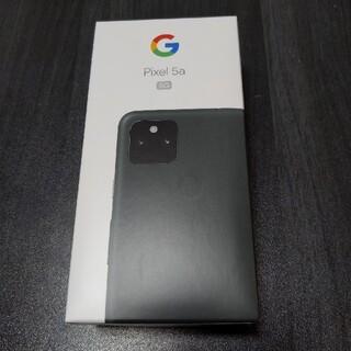 Google Pixel - 【新品未開封品】Pixel5a (5G) フィルム付