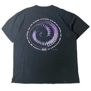 """FEAR OF GOD - Nine Inch Nails """"TheDownwardSpiral"""" Tシャツ"""