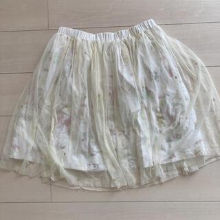 ディズニー(Disney)のディズニーラプンツェル スカート (ひざ丈スカート)