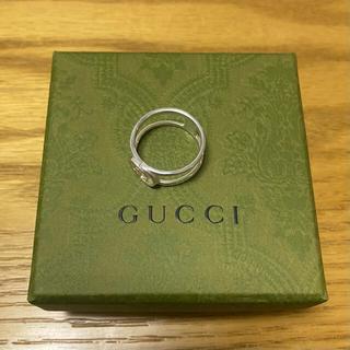 Gucci - GUCCI インターロッキングG リング