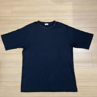 ドリスヴァンノッテン(DRIES VAN NOTEN)のDRIES VAN NOTEN オーバーサイズ パイピングTシャツ(Tシャツ/カットソー(半袖/袖なし))
