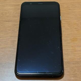 Google Pixel - Google Pixel4 64GB Just Black SIMフリー