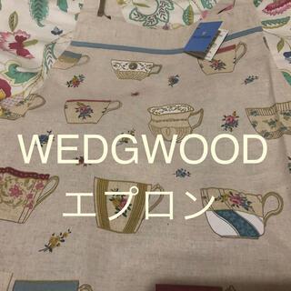 WEDGWOOD - WEDGWOOD  ドレスエプロン