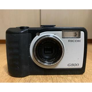 RICOH - デジタルカメラ G800