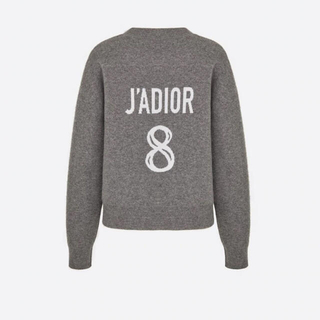 クリスチャンディオール(Christian Dior)のディオール ニット ボクシーセーター(ニット/セーター)