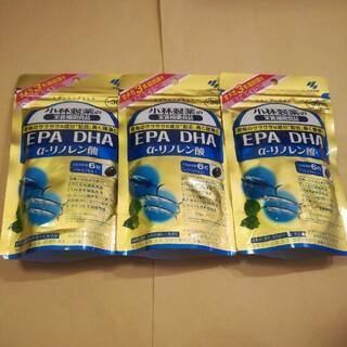 小林製薬 - 小林製薬 EPA DHA α-リノレン酸30日分×3袋