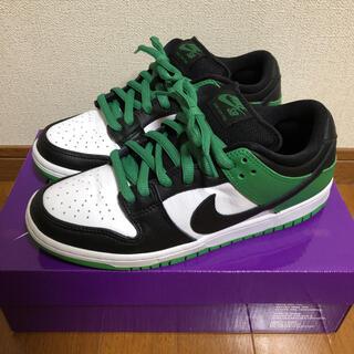 NIKE - ナイキ エスビー ダンク ロー グリーン Nike SB Dunk Low
