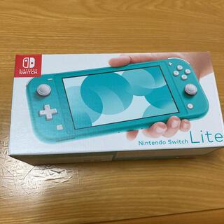 Nintendo Switch - 任天堂スイッチライト ターコイズ