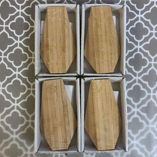 IKEA - SKUGGIS スクッギス フック 壁掛け 4個セットで