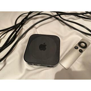 アップル(Apple)の【apple】apple tv 第3世代 セット(その他)