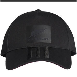 adidas - アディダス キャップ 帽子 【オールブラックス】